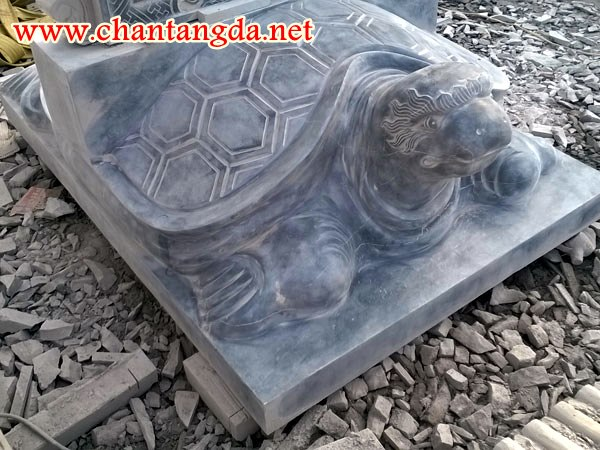 Mẫu bia rùa bằng đá