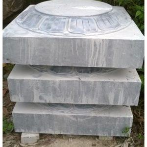 Chân tảng đá đẹp, đá kê cột nhà, đá kê chân cột