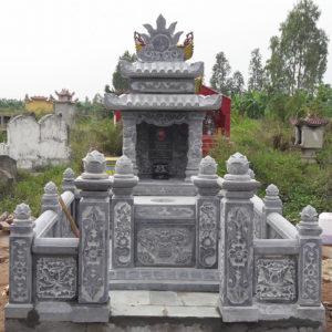 Khu lăng mộ đá kích thước nhỏ
