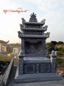 Lăng mộ đá đẹp