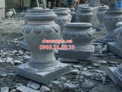 đá kê cột loại cao