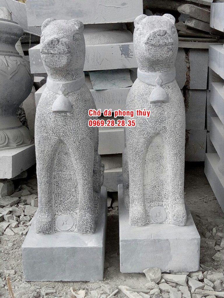 Tục thờ chó đá