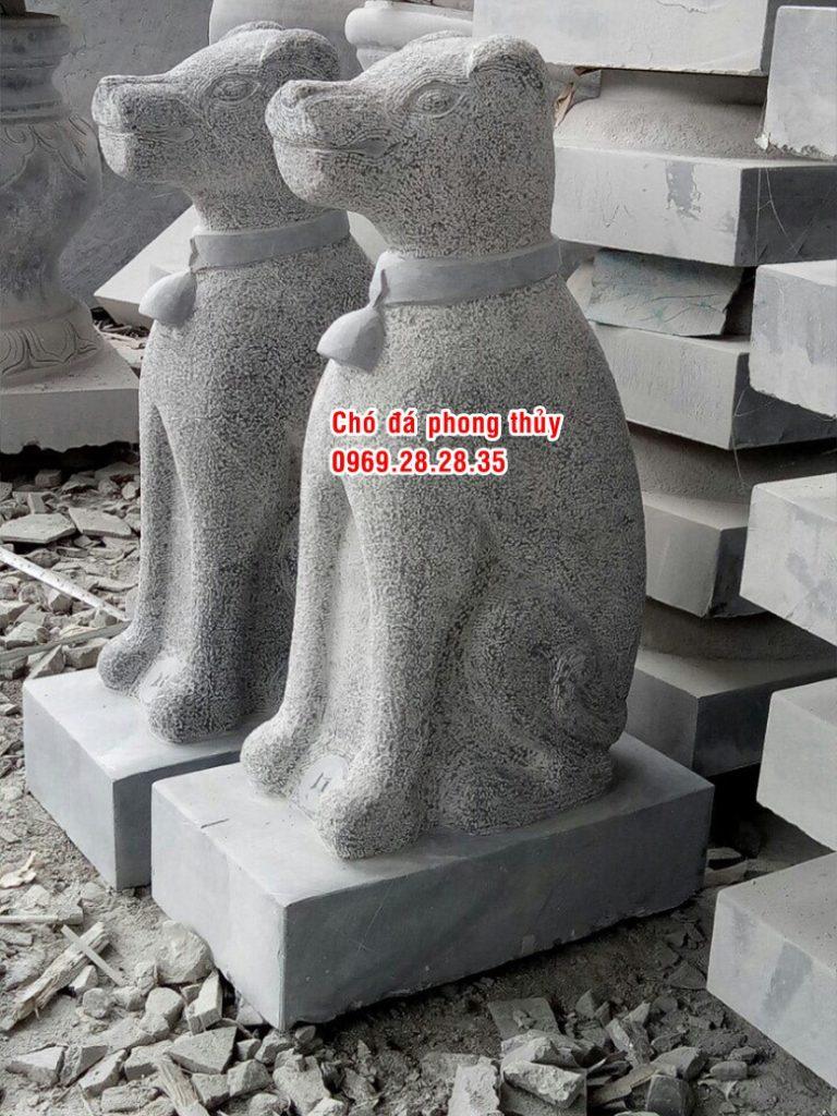 Chó đá ninh bình