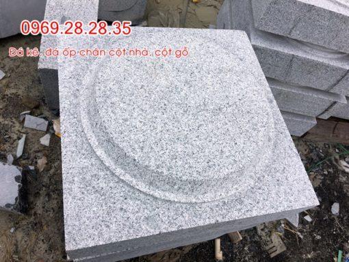 đá granit kê cột